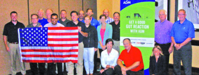 anco's kick-off meeting with US distributor adm