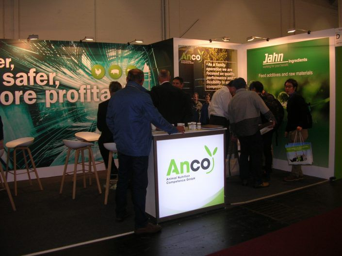 anco booth eurotier 2016