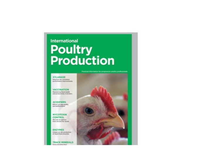 international poultry production magazine - gut agility