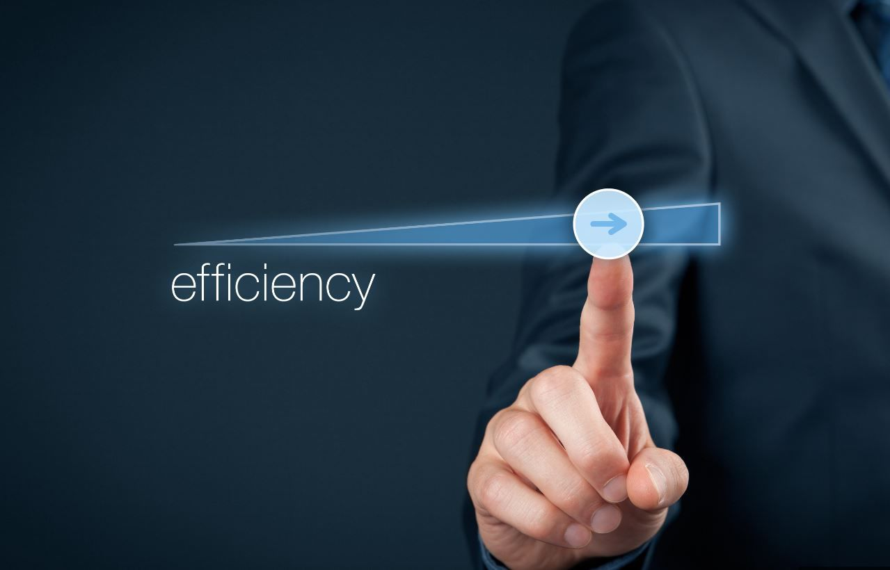 increasing efficiency in company recruitment and Here are a few tips to improve efficiency, engagement and productivity in the workplace  this may be out of fear that company-owned computers might be misused.