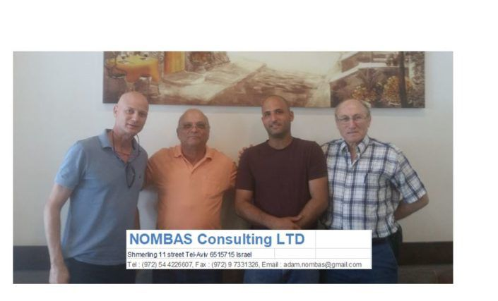 nombas -anco fit -israel