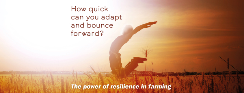 power of resilience - farmer