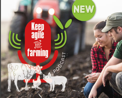 podcast - #nationalpodcastday - keep agilie keep farming