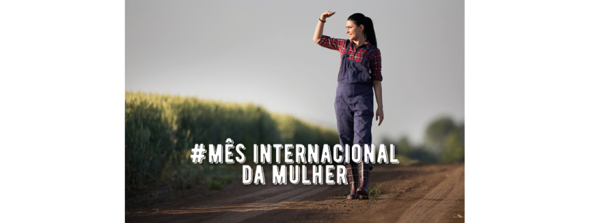 Mulheres na agricultura - women in agriculture brazil